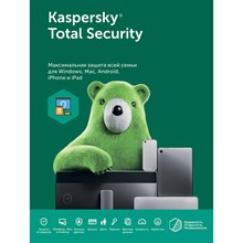 🔥 Kaspersky Total Security 2 PC 1 year NEW LIC RUS