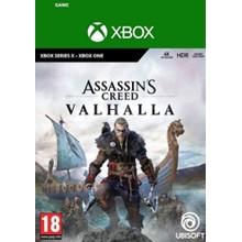 Assassins Creed: Valhalla (Xbox One) -- RU