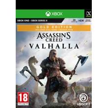 Assassins Creed: Valhalla - Gold Edition (Xbox) -- RU