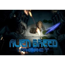 Alien Breed: Impact Steam Key RUS CIS