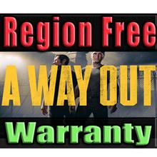 A WAY OUT   ORIGIN   Region Free ✅ WARRANTY (A Way Out)