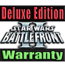 STAR WARS Battlefront 2 Deluxe ✅ ORIGIN (Battlefront 2)