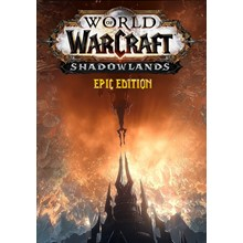 WOW: SHADOWLANDS EPIC EDITION ✅(US/NA)+GIFT