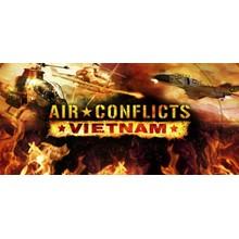 Air Conflicts Vietnam - STEAM Gift - Region RU+CIS+UA