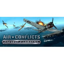Air Conflicts Pacific Carriers - STEAM Gift / RU+CIS+UA