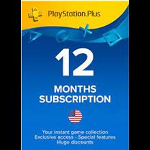 PlayStation Plus (PSN Plus) 365 ДНЕЙ ✅(USA)+GIFT