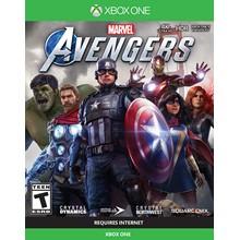 🎮🔑Marvel's Avengers / XBOX ONE/SERIES X S/KEY🔑🎮