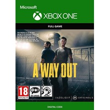 ✅ A Way Out XBOX ONE 🔑 KEY