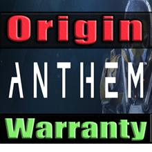ANTHEM   Origin   PC ✅ WARRANTY (Anthem) 🔥