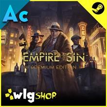 🟪 Empire of Sin Premium 🧿 OFFLINE STEAM ACTIVATION 🟡