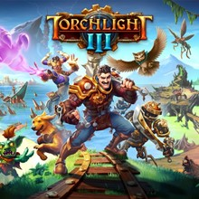 Torchlight III XBOX ONE / SERIES X|S [ Key 🔑 Code ]