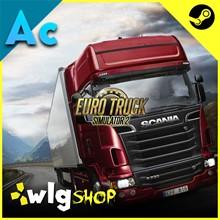 ⚫ Euro Truck Simulator 2 🟡 REGION FREE OFFLINE STEAM🔝