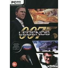 007 Legends (Steam key) RU CIS
