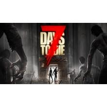 🔥7 Days to Die STEAM KEY | Region Free | GLOBAL