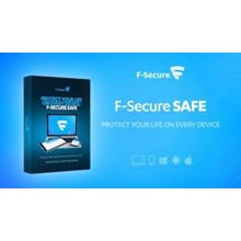 F-Secure SAFE AntiVirus until 09/27/2022