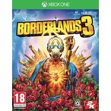 BORDERLANDS 3 XBOX ONE & SERIES X|S 🔑KEY