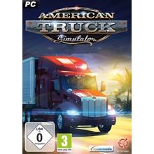 American Truck Simulator Gold Edition (Steam) RU/CIS