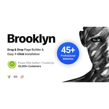Brooklyn - russification of the theme [4.9.6.6]