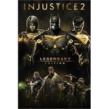 ✅ Injustice 2 - Legendary Edition xbox ONE | X|S key
