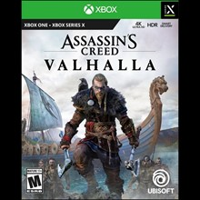 ASSASSIN'S CREED® VALHALLA XBOX ONE & SERIES X|S 🔑KEY