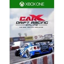 ✅ CarX Drift Racing Online XBOX ONE 🔑KEY