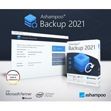Ashampoo Backup 2021 (Lifetime license) (Key)