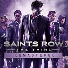Saints Row The Third Remastered XBOX ONE / SERIES X S🔑