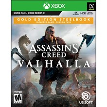 ✅ Assassin´s Creed Valhalla Gold Edition XBOX X|S KEY🔑