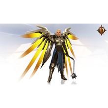 Mercy´s Wings [Overwatch Pack Key] (Region free)