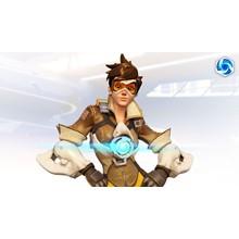 Tracer Hero [Overwatch Pack Key] (Region free)