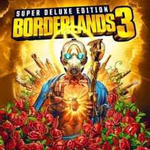 🎮 Borderlands 3 Super Deluxe ¦ XBOX ONE & SERIES