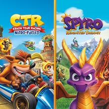 🎮 Crash Team Racing Nitro + Spyro ¦ XBOX ONE & SERIES
