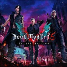 🎮 Devil May Cry 5 Deluxe Edition ¦ XBOX ONE & SERIES