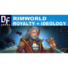 🤴 RimWorld + Royalty +Ideology [STEAM Account]✔️PAYPAL