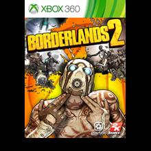Borderlands 2+ 1 game XBOX ONE Rent
