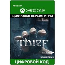 Thief XBOX ONE key