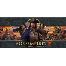 🔶Age of Empires III 3: Definitive Edition (STEAM GIFT RU)+BONUS