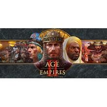 🔶Age of Empires II 2: Definitive Edition (STEAM GIFT RU)+BONUS