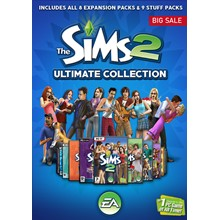 The Sims 2 Ultimate Collection | Origin / Warranty |