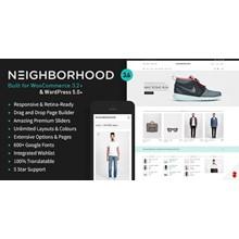 Neighborhood - russification of the theme [3.6.13]