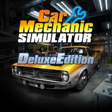 ✅ Car Mechanic Simulator - Deluxe XBOX ONE Key 🔑