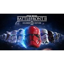 STAR WARS Battlefront 2: Celebration Edition + Mail