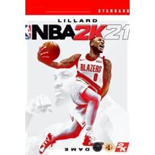 NBA 2K21 (Steam key) -- RU