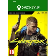Cyberpunk 2077 (Xbox One | Xbox Series X key) -- RU