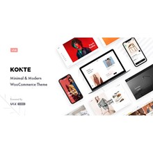 Konte - russification of the theme [2.0.1]