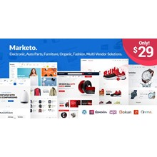 Marketo - russification of the theme [2.8]