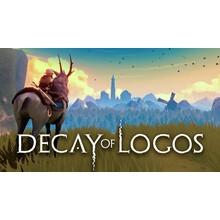 DECAY OF LOGOS XBOX ONE & SERIES X|S🔑KEY