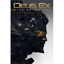 Deus Ex:Mankind Divided code DELUXE XBOX ONE & Series🔑