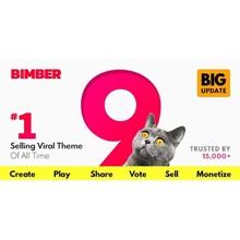 Bimber - russification of the theme [9.1]