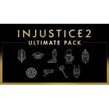 Injustice 2 Ultimate Pack (DLC) ✅(STEAM KEY)+GIFT